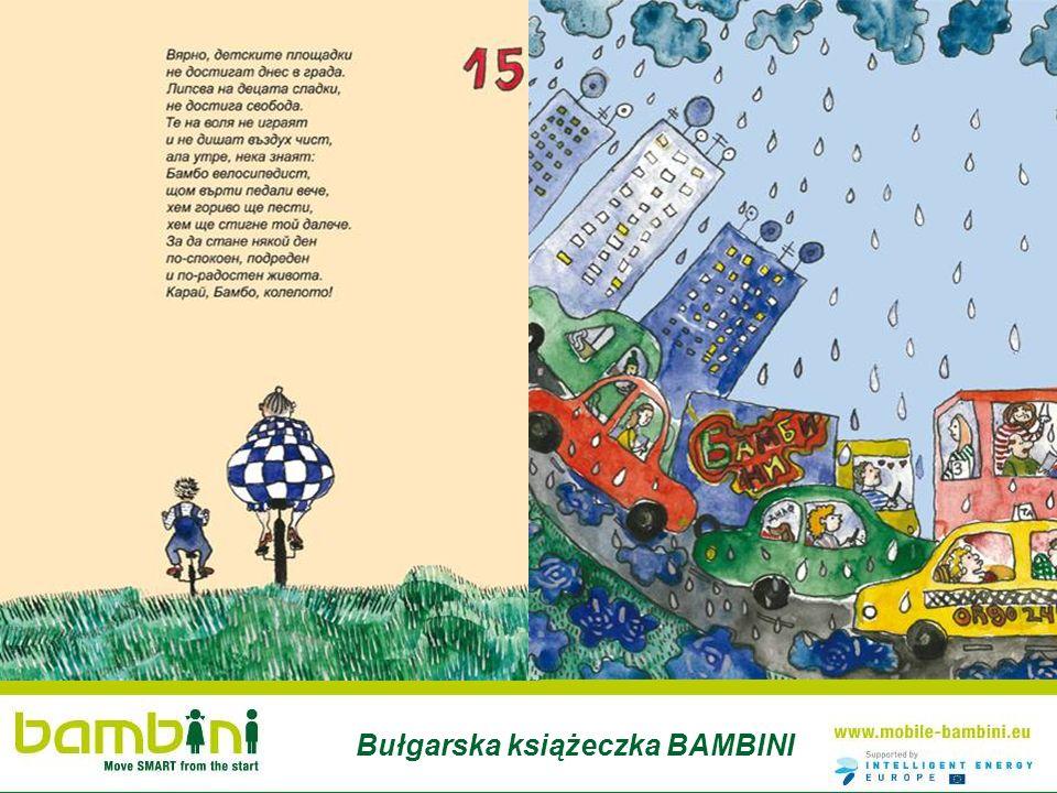 Bułgarska książeczka BAMBINI
