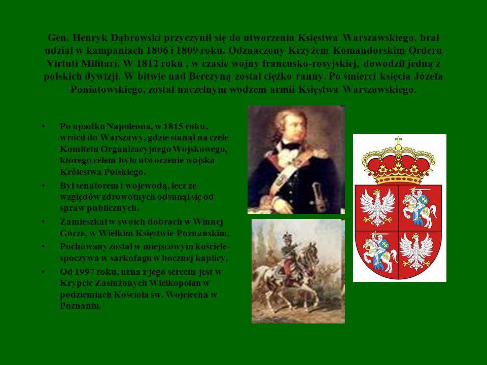 Gen.TADEUSZ KO Ś CIUSZKO Andrzej Tadeusz Bonawentura Kościuszko herbu Roch III, ur.