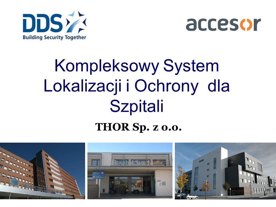 Kompleksowy System Lokalizacji i Ochrony dla Szpitali THOR Sp. z o.o.