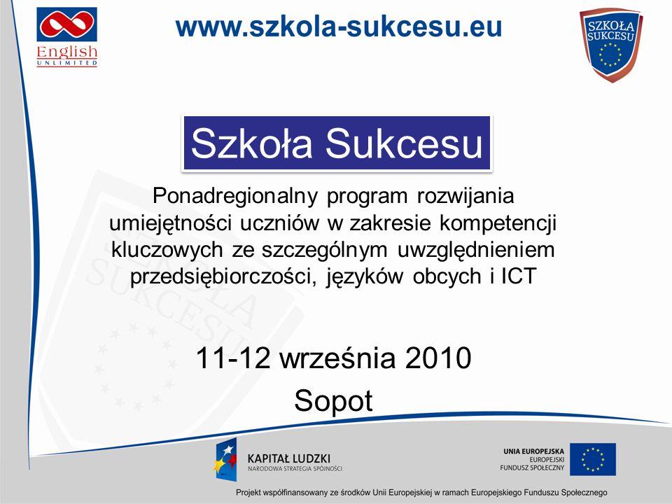 Ponadregionalny program rozwijania umiejętności uczniów w zakresie kompetencji kluczowych ze szczególnym uwzględnieniem przedsiębiorczości, języków ob