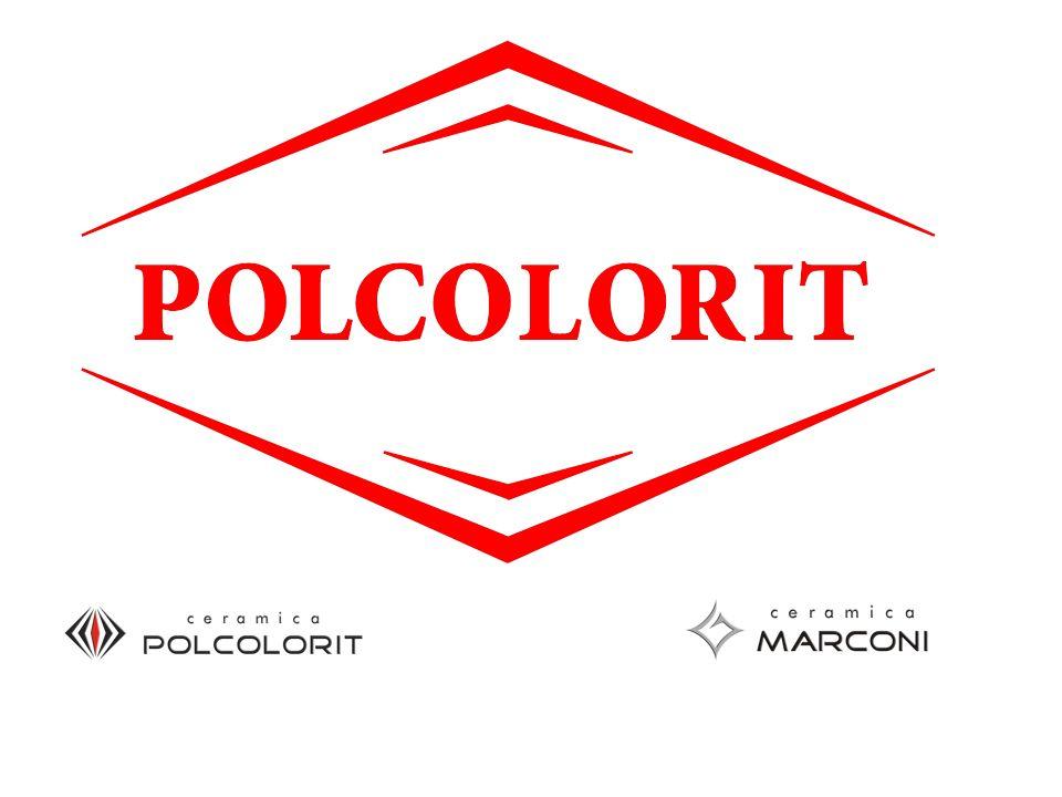 Proces technologiczny produkcji płytek w Ceramice POLCOLORIT Produkcja dekoracji POLCOLORIT od pierwszych lat swojej działalności, rozwijał produkcję płytek dekoracyjnych.