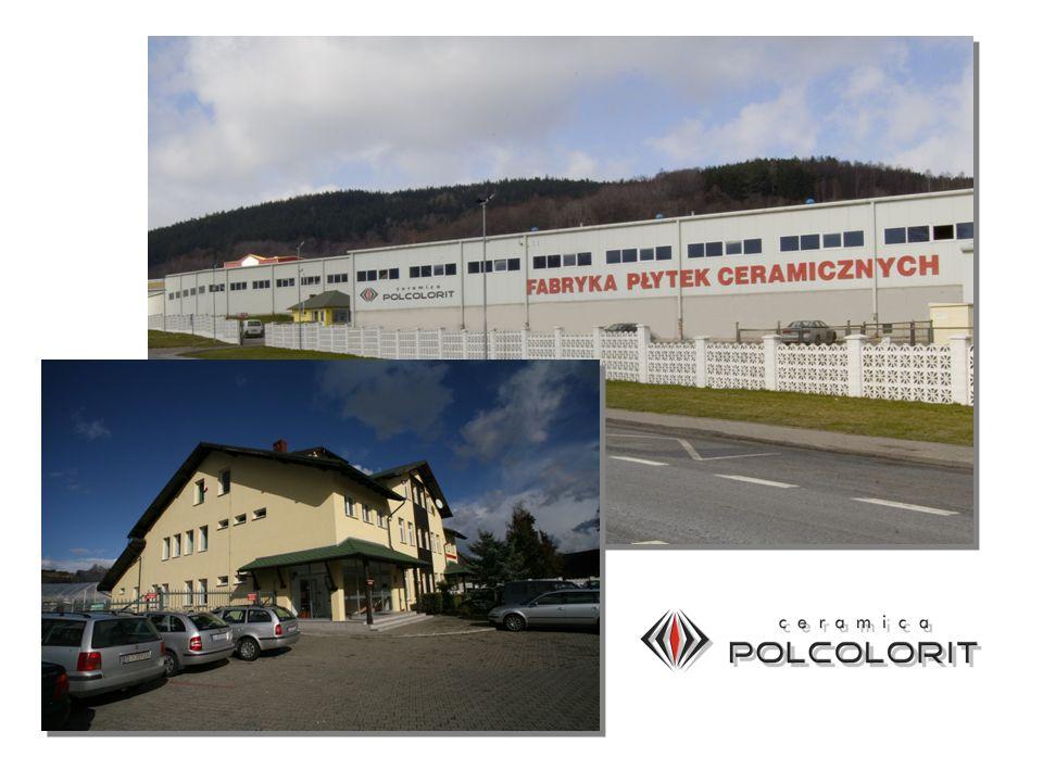 POLCOLORIT S.A.- kim jesteśmy Firma Polcolorit S.A.