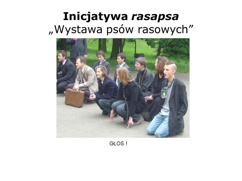 Inicjatywa rasapsa Wystawa psów rasowych GŁOS !