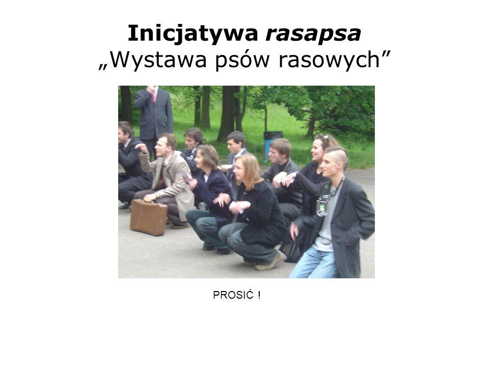 Inicjatywa rasapsa Wystawa psów rasowych PROSIĆ !