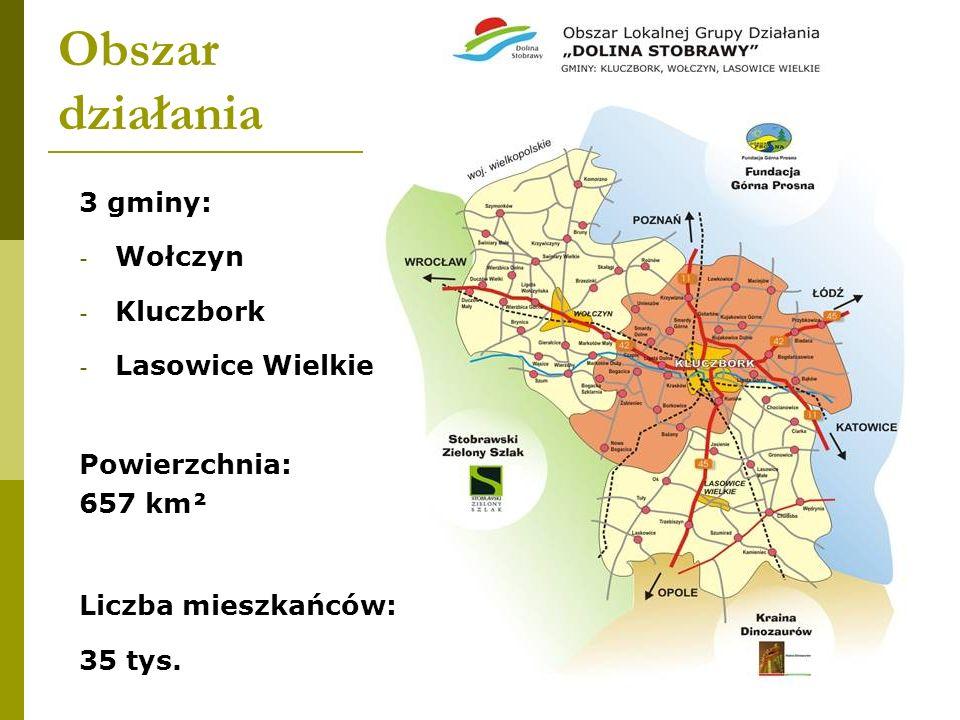 MISJA LGD Dolina Stobrawy działa na rzecz zrównoważonego rozwoju obszarów wiejskich, tworzy możliwości do aktywizowania działań społeczności lokalnej w dążeniu do poprawy jakości życia.