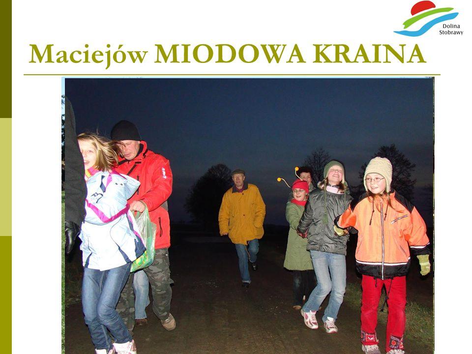 Maciejów MIODOWA KRAINA