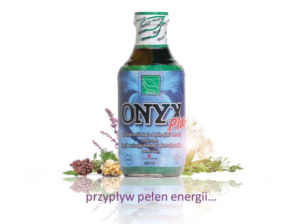 Dlaczego warto spożywać Onyx Plus.