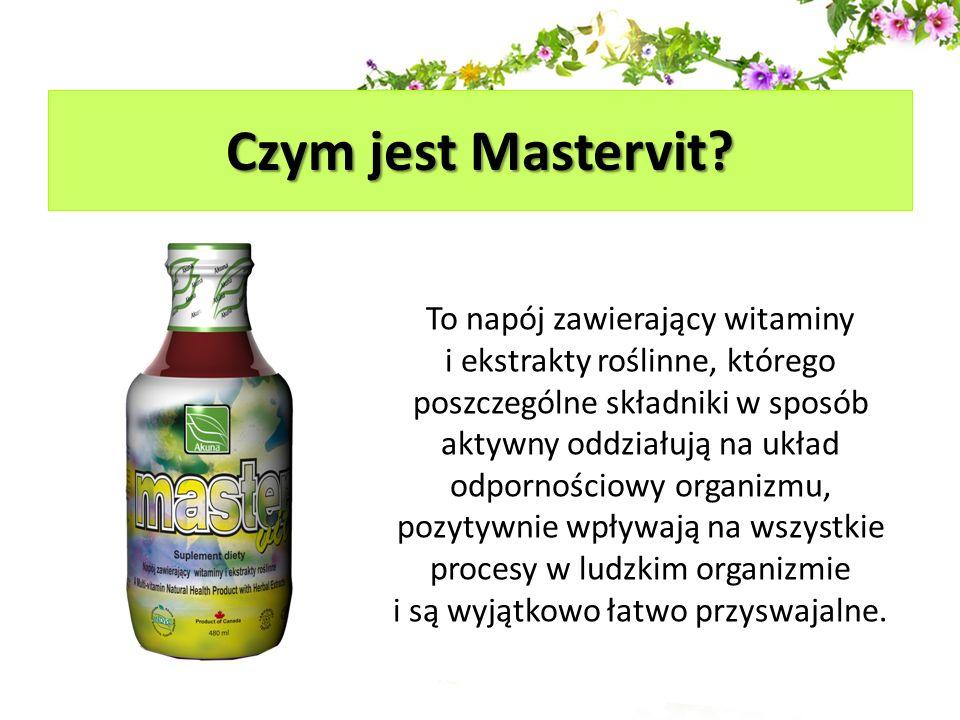 Co oferuje Mastervit.