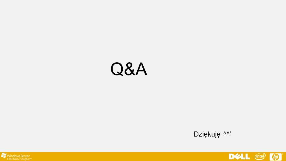 Q&A Dziękuję ^^