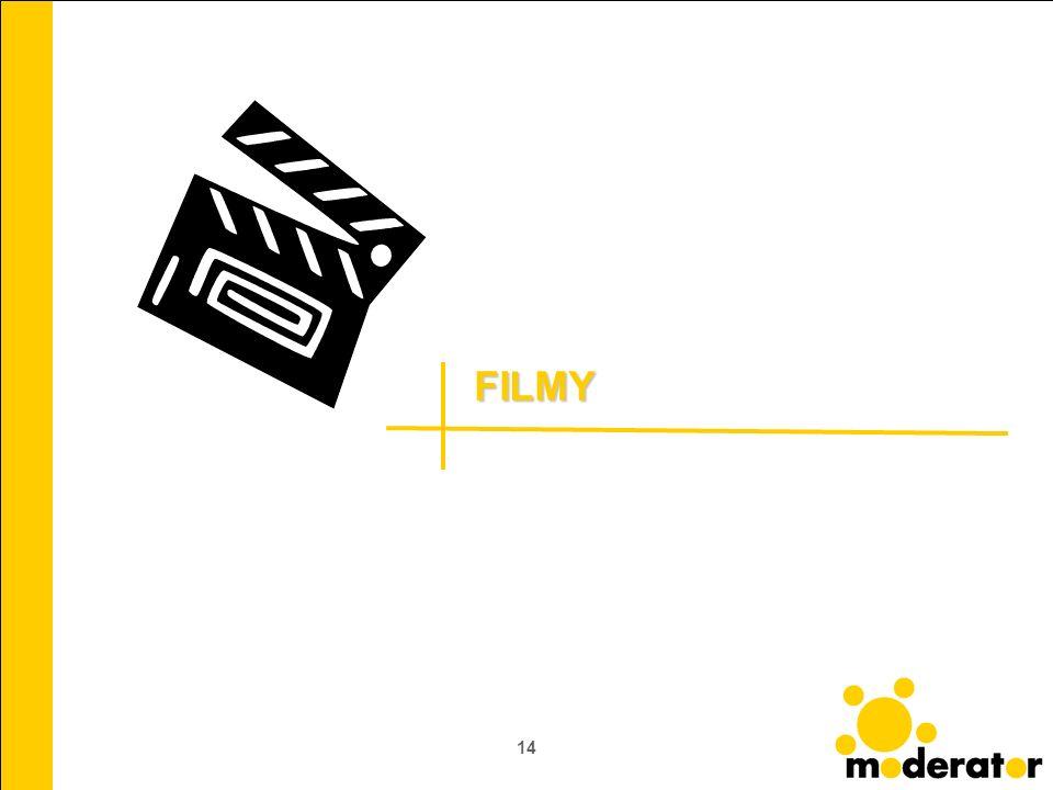 14 FILMY