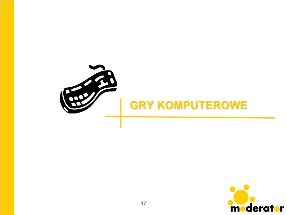 17 GRY KOMPUTEROWE