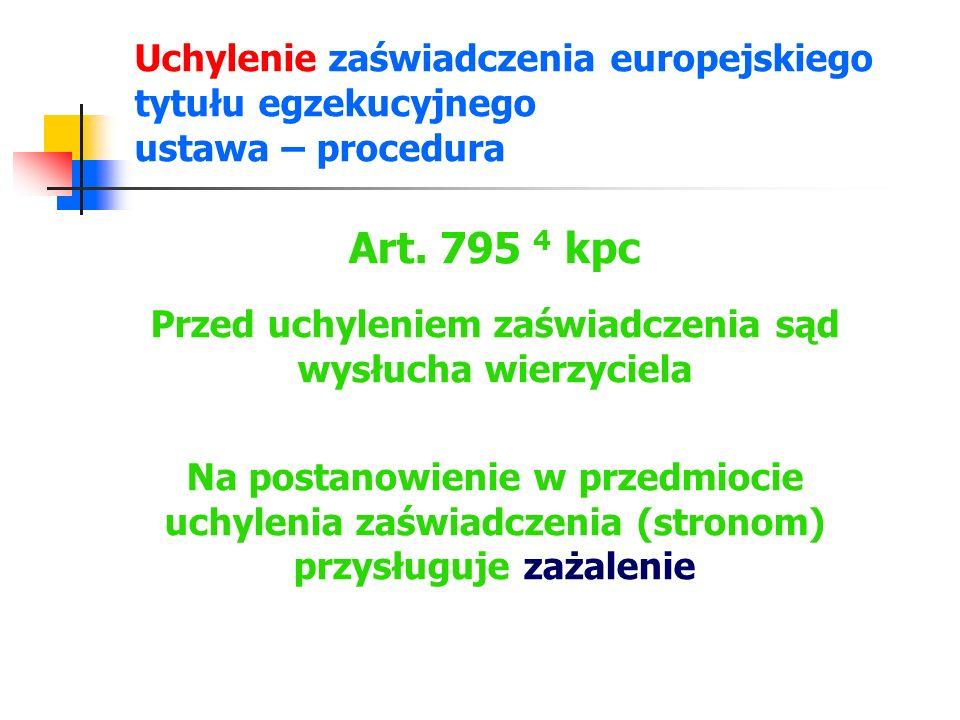 Uchylenie zaświadczenia – opłata Art.71 pkt 9 ustawy o kosztach sądowych w sprawach cywilnych (Dz.