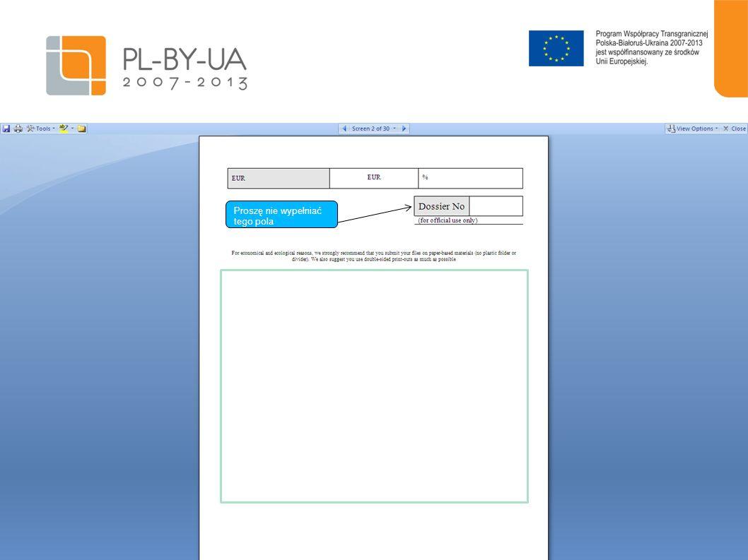 4. Dane kontaktowe na potrzeby projektu (osoby odpowiedzialnej za wdrażanie)