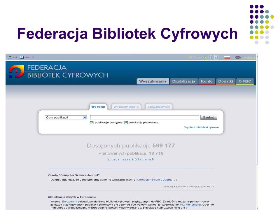 Federacja Bibliotek Cyfrowych