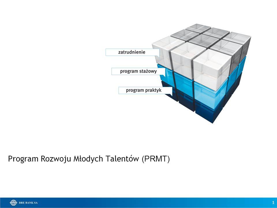 1 Program Rozwoju Młodych Talentów (PRMT)