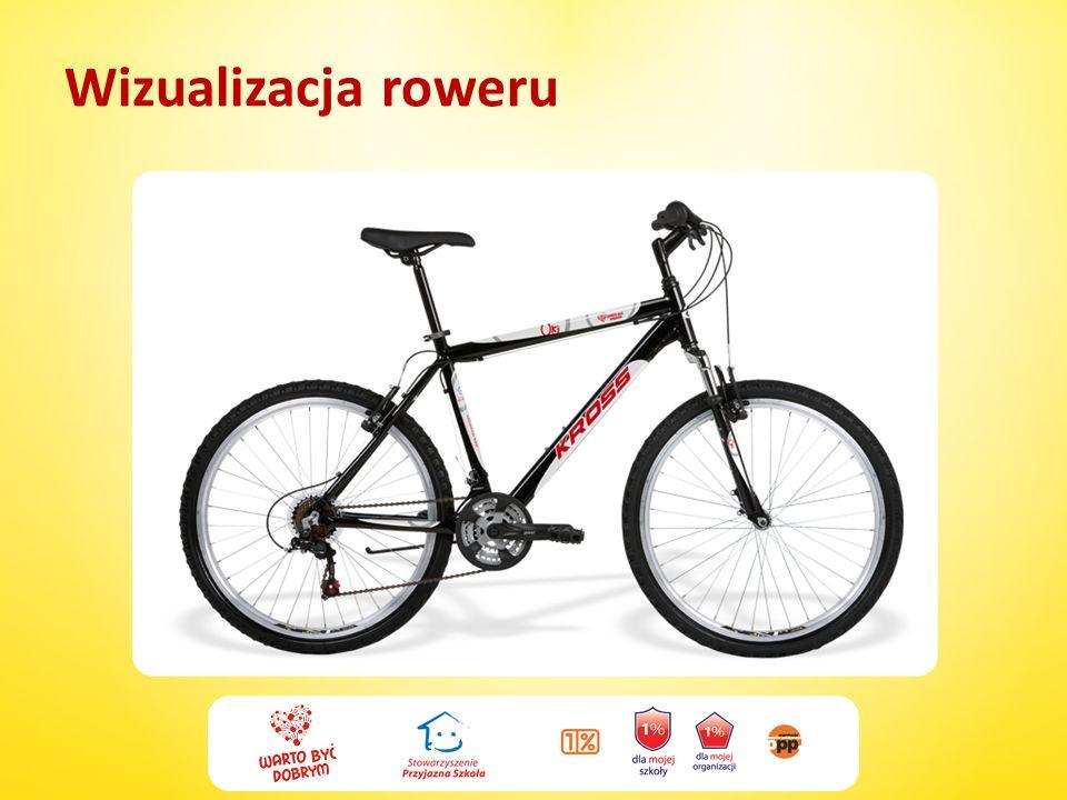 Wizualizacja roweru