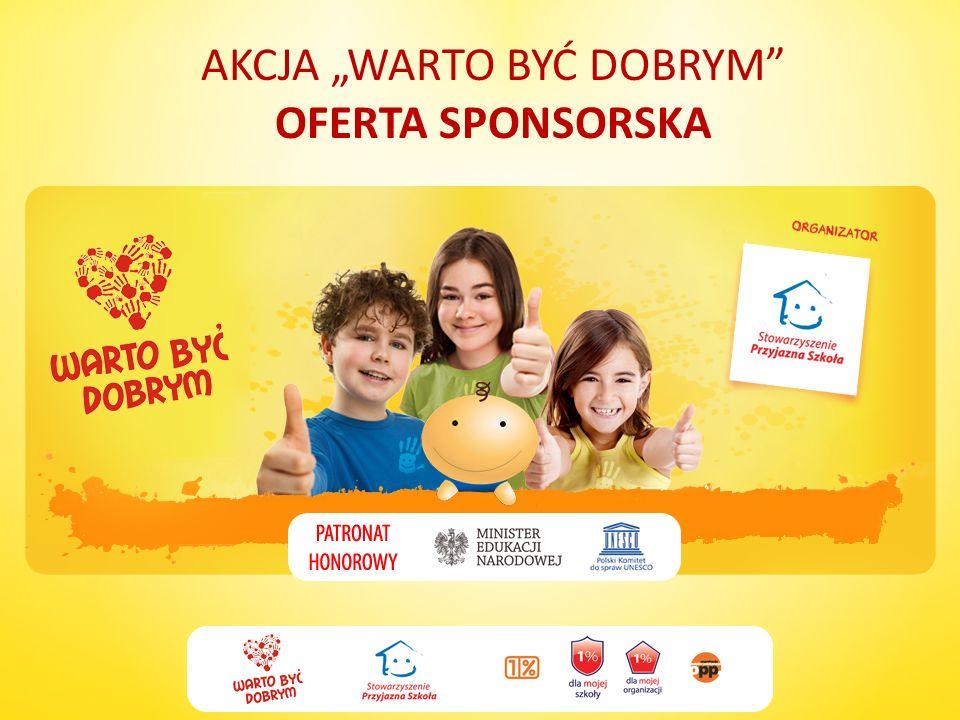 Opis akcji Akcja Warto być dobrym to największa, interdyscyplinarna kampania edukacyjna w Polsce, kreująca u dzieci dobre postawy, ucząca poszanowania dla innych ludzi, ich emocji, uczuć i praw, a także premiująca zachowania prospołeczne i wolontariat jako drogę do samorealizacji.