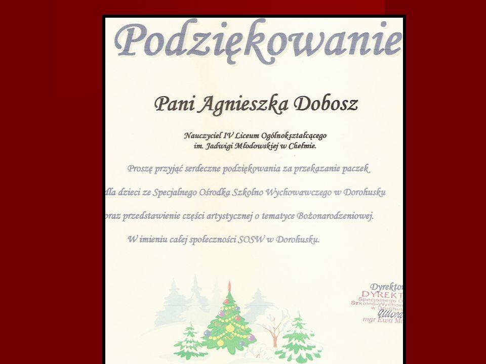 Wizyta Bożonarodzeniowa – wspólne kolędowanie, konkursy świąteczne i spotkanie z Mikołajem.