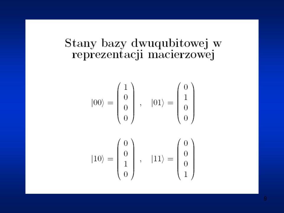 20 Koherencja jest utrzymana, jeżeli Po upływie (średniego) czasu koherencji