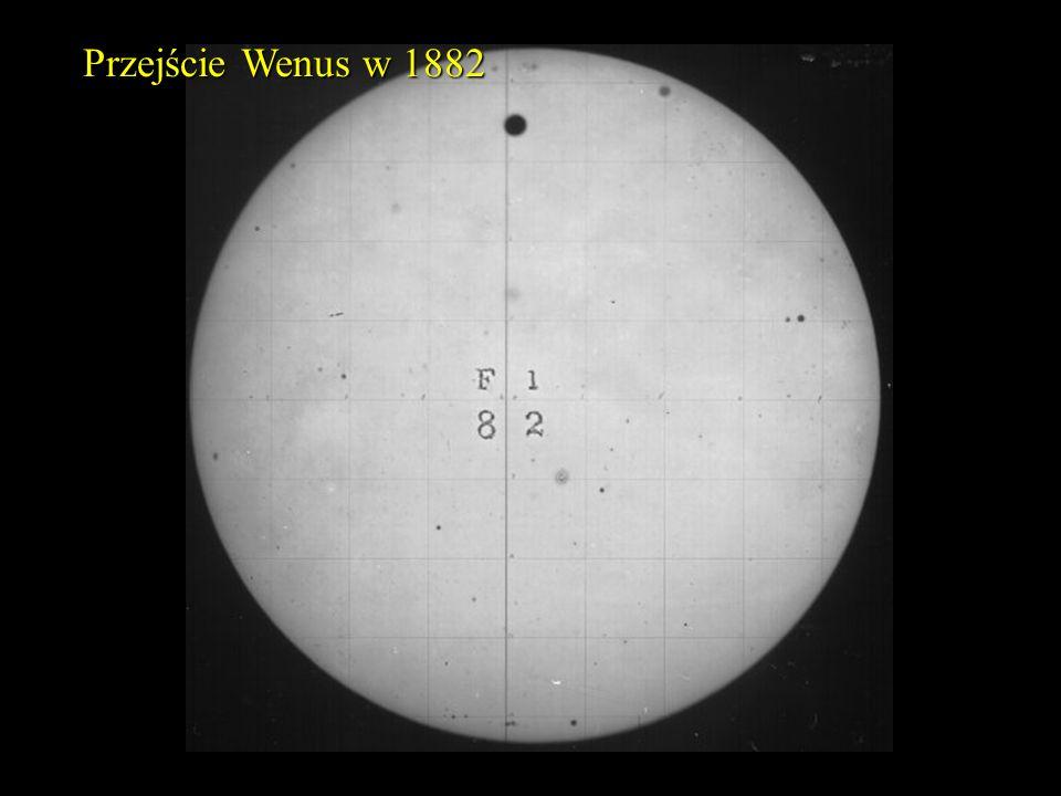 13 Przejście Wenus w 1882