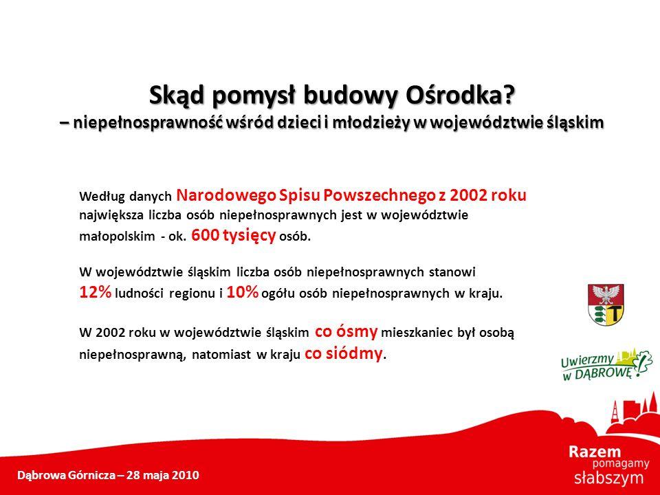 Według danych Narodowego Spisu Powszechnego z 2002 roku największa liczba osób niepełnosprawnych jest w województwie małopolskim - ok. 600 tysięcy osó