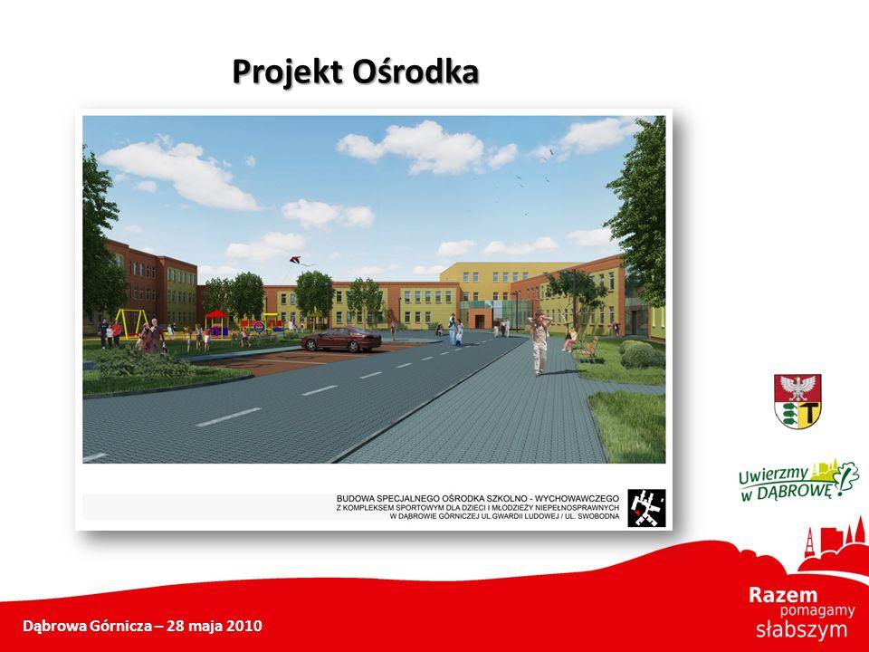 Projekt Ośrodka