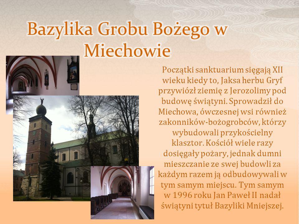 Dworek Kościuszkowski został zbudowany w 1784 roku.