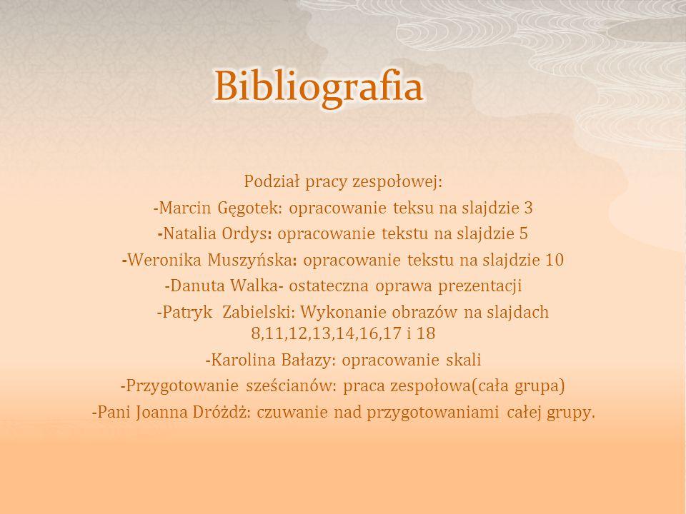 - Obrazy na pozostałych (niewymienionych)slajdach zostały ściągnięte z poszczególnych stron(chronologicznie): -www.egipt.webd.pl - www.cudaswiata.archeowiesci.pl - www.grzegomonia.com - www.mailbox.olsztyn.pl - www.medianauka.pl - www.interklasa.pl - www.schefferj.ps.hu - www.historiestarozytnychcywilizacji.blog.onet.pl - www.historyksztuki.pl - www.najpiękniejsze.fsl24.pl - www.polskiekrajobrazy.pl - www.adrianszary.blogspot.com - www.panoramio.com
