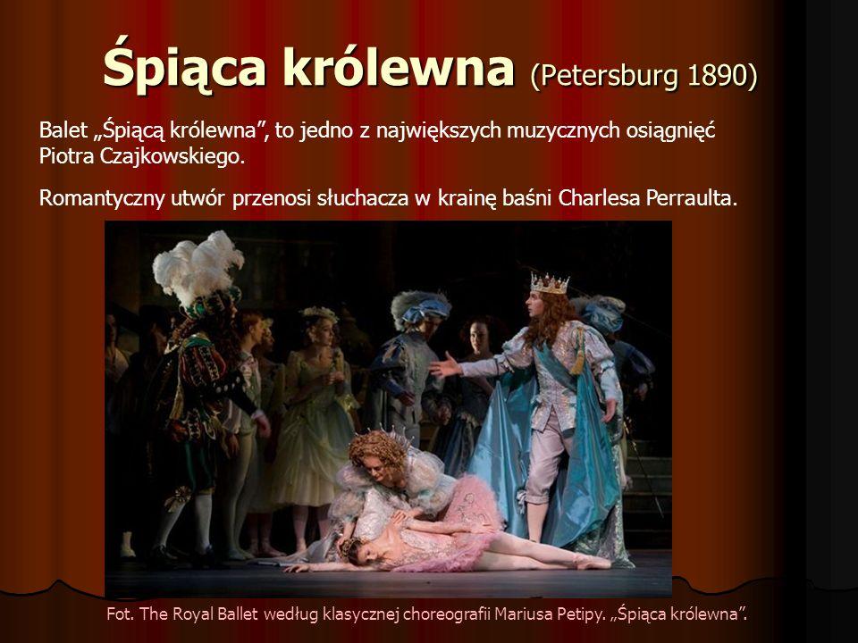 Dziadek do orzechów (Petersburg 1892) Dziadek do orzechów jest dziełem zachwycającym, to idealna propozycja dla całej rodziny.