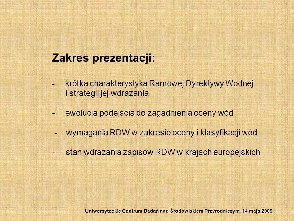 RZEKI GÓRSKIE: 1.Potok tatrzański na skałach krzemianowych 2.