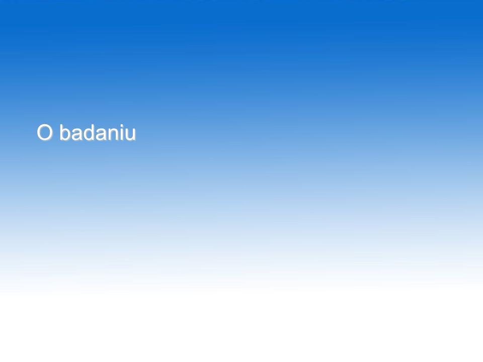 Technology 3 O badaniu Postrzeganie i rola certyfikatów informatycznych w dużych firmach Wywiady telefoniczne CATI – Computer Assisted Telephone Interviews Wywiady prowadzone z dyrektorami IT oraz specjalistami IT w największych polskich firmach.
