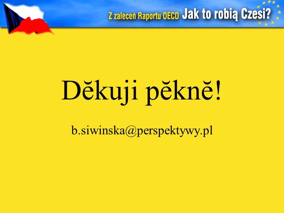 Dĕkuji pĕknĕ! b.siwinska@perspektywy.pl