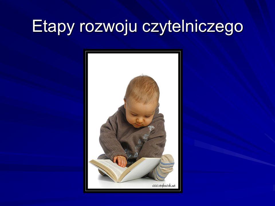 Etapy rozwoju czytelniczego