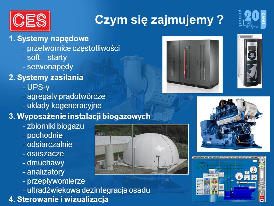 Paliwa: Gaz ziemny Biogaz oczyszczalniany i/lub gaz ziemny Biogaz z biogazowni Biogaz wysypiskowy Trigeneracja W realizacji referencje - KOGENERACJA 71 urządzeń na terenie całej Polski