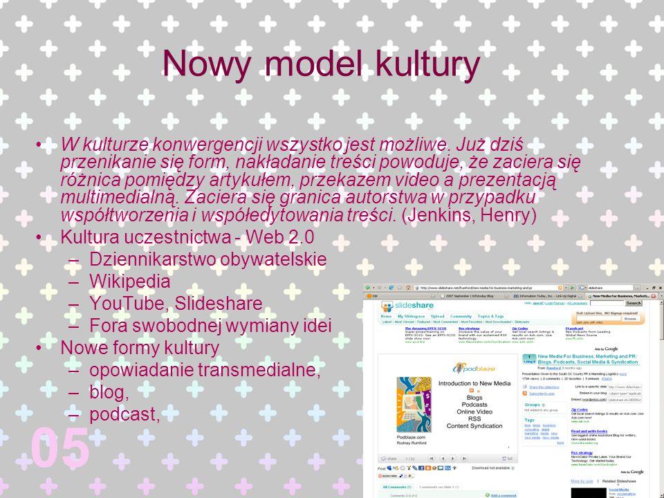 Technologie nie pozwalają czekać Wolne oprogramowanie Repozytoria open access Otwarte czasopisma Otwarte biblioteki cyfrowe Narzędzia Wiki Platformy wymiany plików Komunikatory, Kanały RSS DHamp 0606