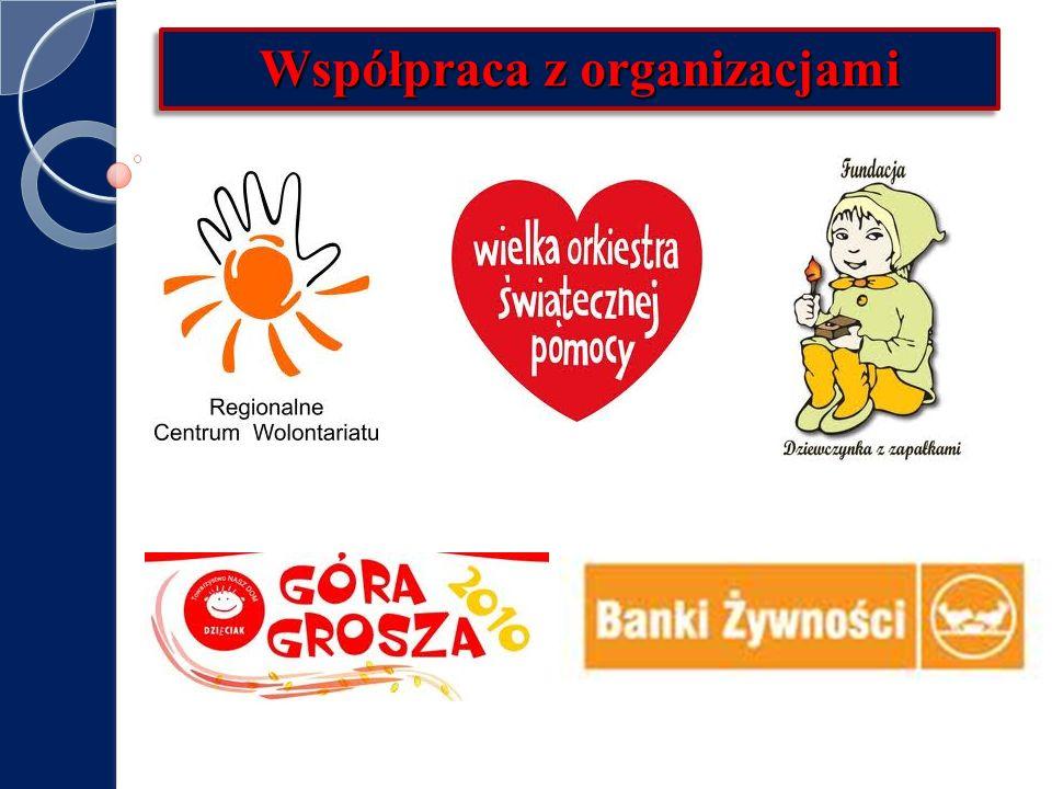 Współpraca z organizacjami