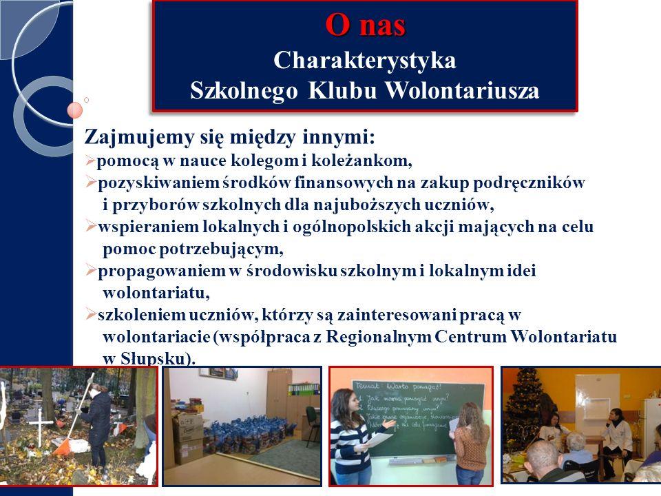 Idea wolontariatu w naszych oczach Szkolenia Idea wolontariatu w naszych oczach Szkolenia Szkolenia są ważną częścią działalności wolontariatu.