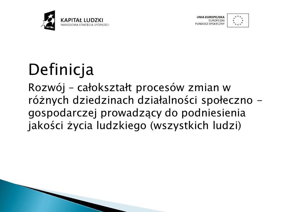 Sprawna administracja Partnerstwo i dialog w relacjach: władza publiczna – przedsiębiorcy – pracownicy – obywatele Ogólna świadomość wartości dobra wspólnego Kompetencje liderów instytucji i organizacji Uczciwa konkurencja