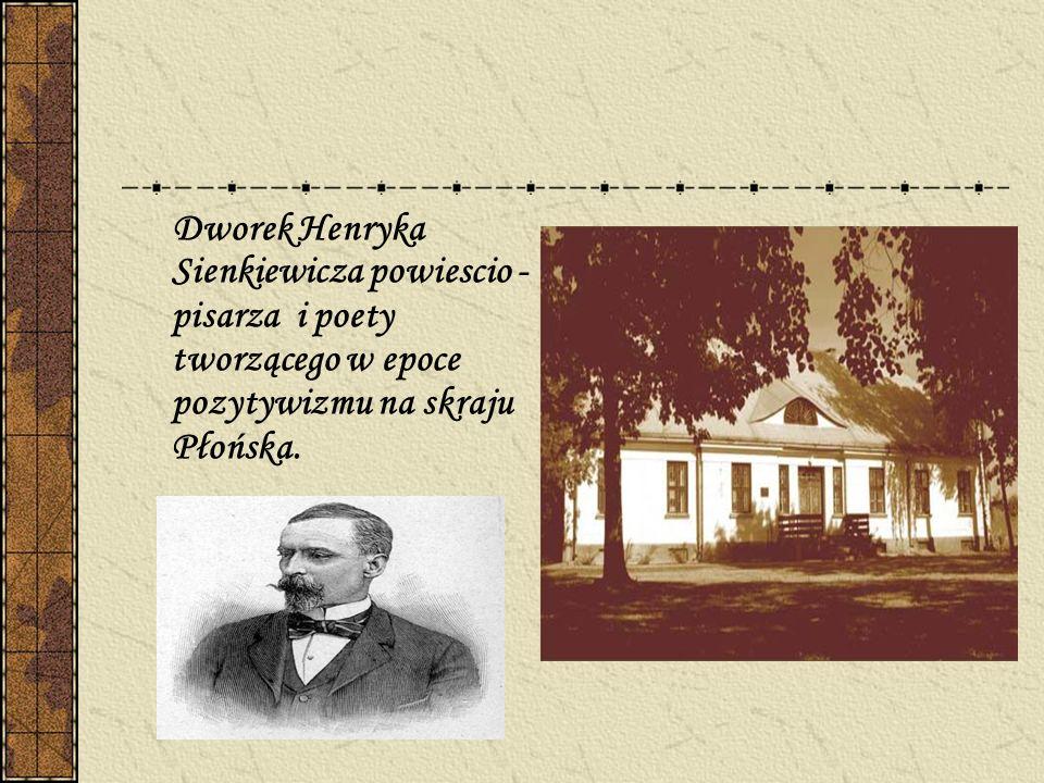 Dworek w Krzemieńcu zamieszkiwany przez Juliusza Słowackiego pisarza i poety epoki romantyzmu.