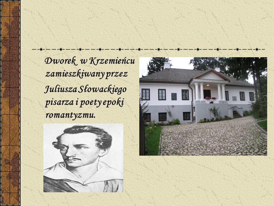 Dworek Adama Mickiewicza powiescio- pisarza,poety epoki romantyzmu w Nowogródku.