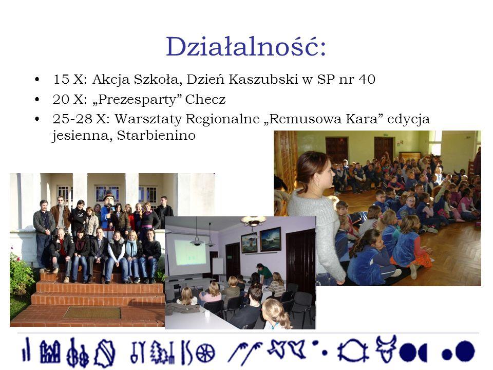 Zarejestrowani jako: Akademicki Klub Politechniki Gdańskiej POMORANIA ul.