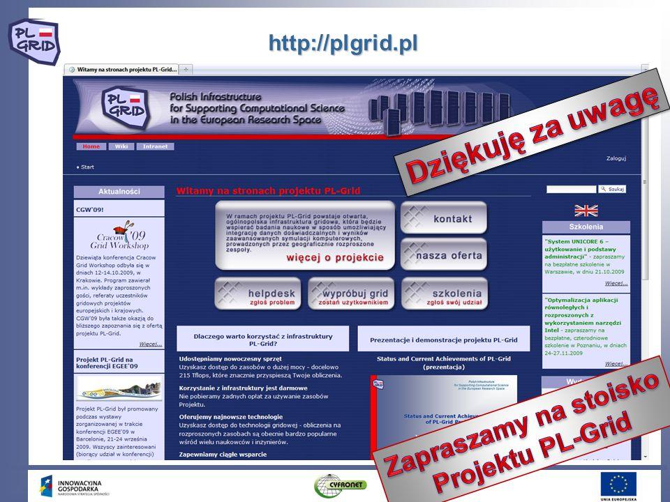 http://plgrid.pl