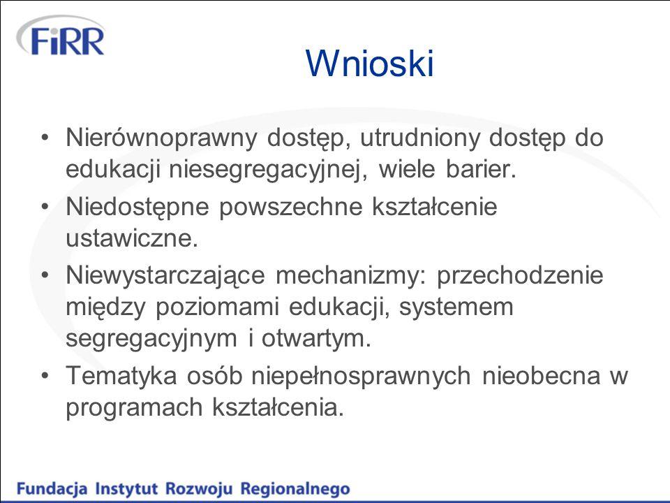 Kontakt: Aleksander Waszkielewicz e-mail Aleksander.Waszkielewicz@firr.org.pl tel.