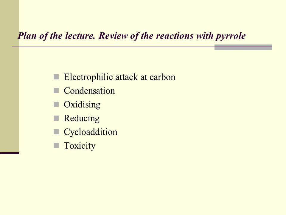 Oxidation of the heterocyclic ring