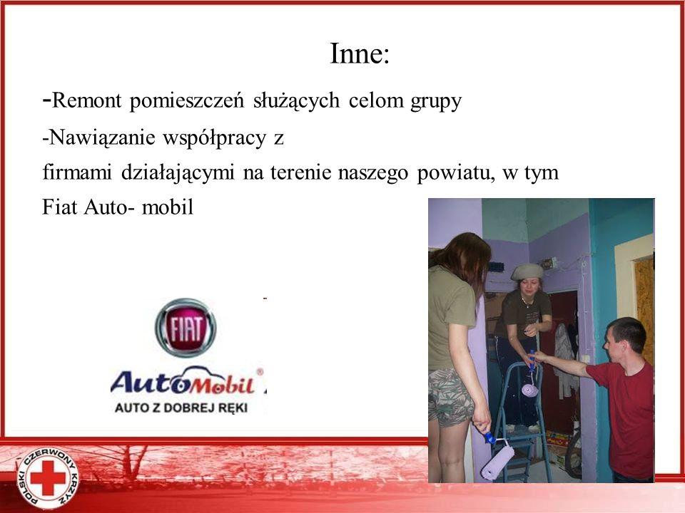 W latach 2010- 2011 grupa rozpoczęła współpracę z innymi ochotniczymi jednostkami ratowniczymi: -Ochotnicza Straż Pożarna Strzepcz -Poszukiwawcze Ochotnicze Pogotowie Ratunkowe Gdynia -Wodne Ochotnicze Pogotowie Ratunkowe Wejherowo