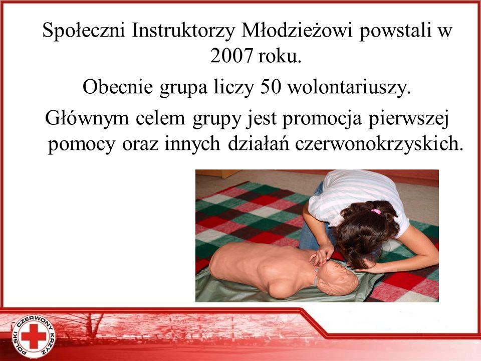 Klub HDK W chwili obecnej liczy ponad 80 osób.W minionym roku oddano 918,6 litrów krwi.