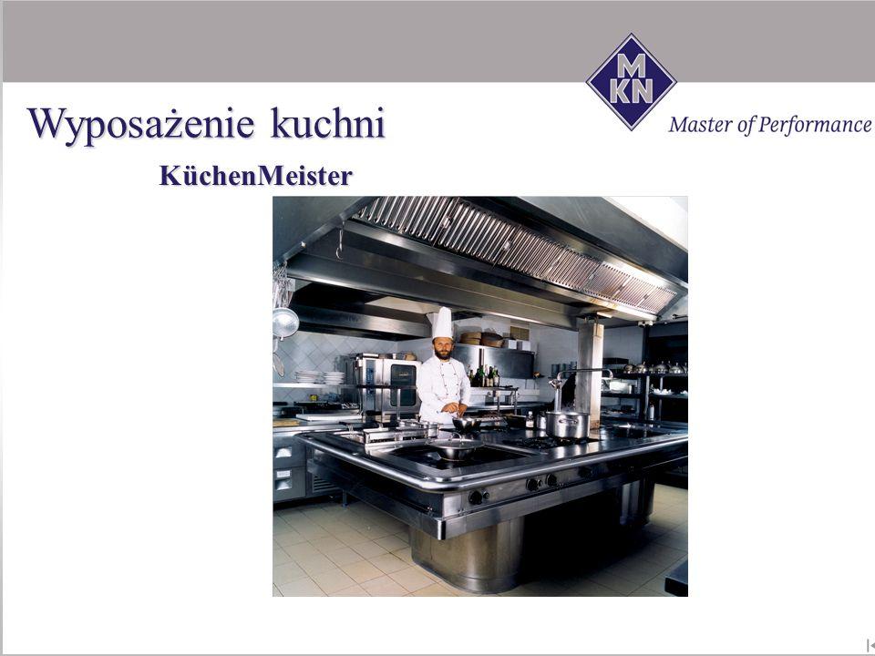 KüchenMeister Wyposażenie kuchni