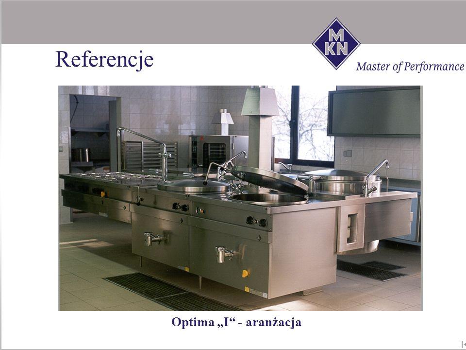 Optima I - aranżacja Referencje
