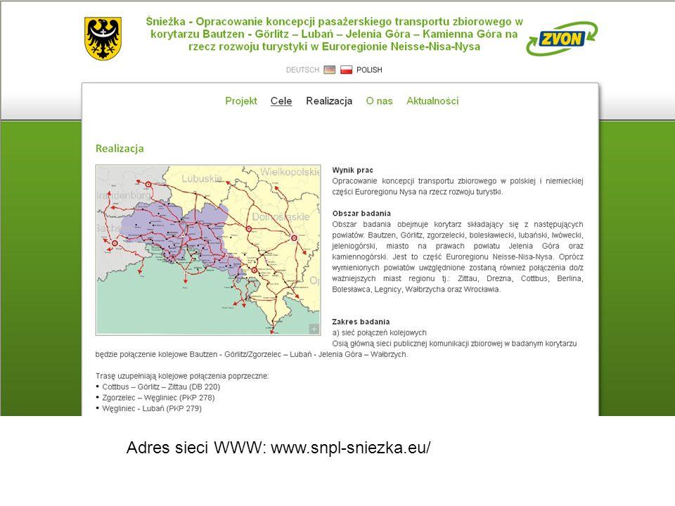 Adres sieci WWW: www.snpl-sniezka.eu/