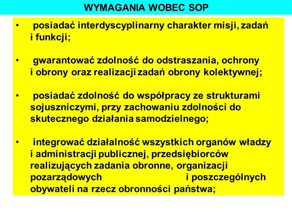 ZADANIA INFORMACYJNE służą - ochronie i propagowaniu polskich interesów, - informacyjnemu osłabianiu przeciwnika, - umacnianiu woli, morale, determinacji obronnej i wytrwałości społeczeństwa